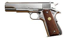 TOKYO MARUI GAS AIRSOFT HAND GUN Colt Government MarkIV Series'70 SEMI AUTOMATIC