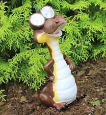 Decorative ad Energia Solare Decorazione Giardino Animale Light Up ALLIGATOR