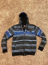 mens M size S NO FEAR core hooded sweatshirt hoody