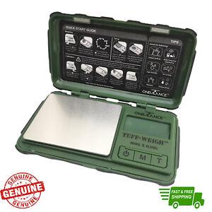 Tuff Weigh Digital Scale 1000g X 0.1g Electronic Jeweller Mini Pocket Weighing
