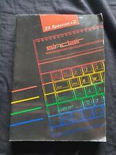 Sinclair ZX Spectrum +2 User Manual
