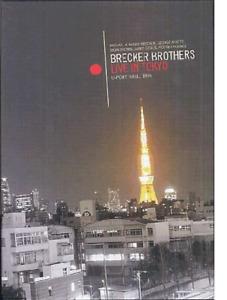 Brecker Brothers Live in Tokyo U-Port Hall, 1995 [DVD]