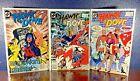 DC Comic Lot HAWK & DOVE 2 3 4 (1989 Series) Kesel & Guler Newsstand UPC Run NM