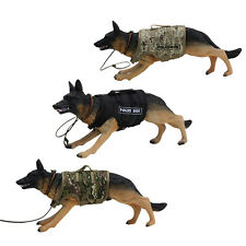 "1:6 Scale Police German Dog for 12"" Soldier Action Figure Toys Accessories."