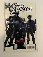 Young Avengers #6 (Marvel 2005) 1st Appearance of Cassie Lang as Stature 9.4 NM