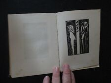 HISTORY WITHOUT WORDS, 60 WOOD CUTTINGS by FRANS MASEREEL, MUNCHEN, 1927. cs5414
