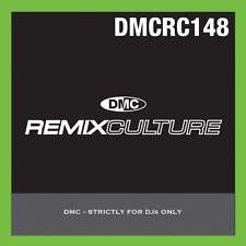 DMC Remix Culture Dance Remixes Vaults Issue 148 Music DJ CD Remixed Tracks