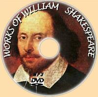 WILLIAM SHAKESPEARE 220 MP3 AUDIO BOOKS NEW MP3 PC DVD KING LEAR HAMLET MACBETH