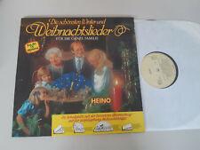 LP Schlager Heino - Winter- und Weihnachtslieder (14 Song) EMI ELECTROLA Pop-Up