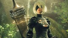 POSTER NIER: AUTOMATA NIER ANDROID YORHA 2B 9S A2 ROBOT GAME GIOCO PS4 FOTO #7