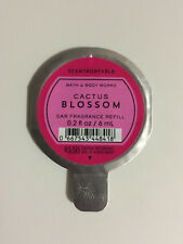 1 Scentportables Cactus Blossom Disc Air Freshener Car Lemon Vanilla Petals BBW