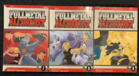 Fullmetal Alchemist 7, 8, 9 Manga English Action Fantasy Viz