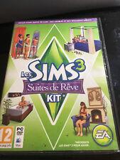 Les Sims 3 Suites de reve disque additionnel PC Mac