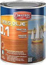 Owatrol D1, 1 liter