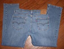 Men's Levis 505 jeans size 34/30