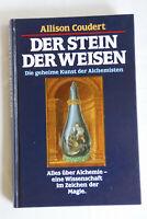 Der Stein der Weisen - alles über Alchemie,Allison Coudert,Buch,Zustand sehr gut