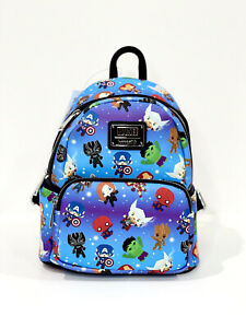 NEW RELEASE! Loungefly Marvel Chibi Avengers Mini Backpack