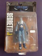 Batman Secet Files Rogues Gallery - Mr Freeze Action Figure 2005 - DC Direct