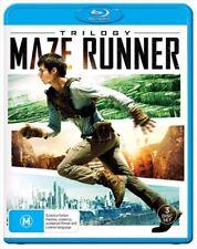 Maze Runner (Blu-ray, 2018, 3-Disc Set)