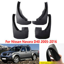 NEW NISSAN NAVARA D40 2005-2014 FRONT WHEEL ARCH INNER COVER LEFT RIGHT PAIR SET