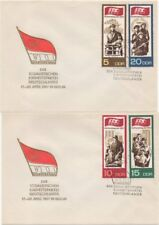 "1268/71 ""7. Parteitag der SED"" FDC"