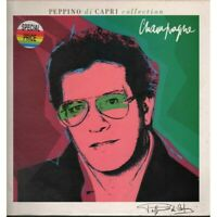 Peppino Di Capri Lp Vinile Champagne / Polydor ‎835 751-1 Collection Nuovo