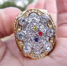 2008 Pittsburgh Steelers American Football Team Ring Fan Men Gift