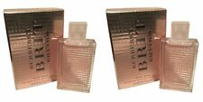 Burberry Brit Rhythm Floral 5ml EDT Miniature Mini Ladies Perfume x2