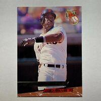 Barry Bonds 1993 Fleer Ultra #483 San Francisco Giants