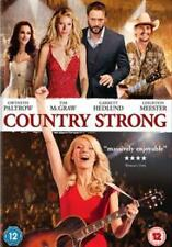 COUNTRY STRONG - DVD - REGION 2 UK