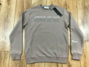 Mens Stone Island Jumper Size Small New With Tags