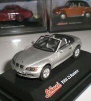 SCHUCO MINIATURA SPORT BMW Z3 ROADSTER CABRIO GERMAY CAR MODELISMO SCALE 1:72