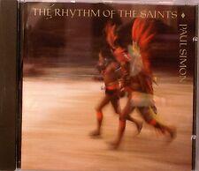 Paul Simon - The Rhythm Of The Saints (CD 1990)