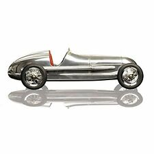 Authentic Models SILBERFEIL PC014R Silver Replica Red Seat 1930's Indy Racer Car