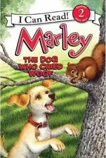 Marley: The Dog Who Cried Woof (I Can Read Book 2)-ExLibrary