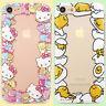 Genuine Hello Kitty Friends Circle Jelly Case Galaxy S9 Case Galaxy S9 Plus Case