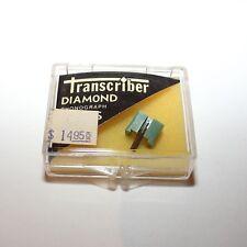Transcriber #1036 Diamond Phonograph Stylus Needle - Audio Tech AT-21