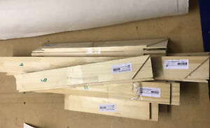 Artist Painting Canvas Wood Stretcher Bars lot bundle DIY Frame