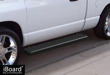"6"" iBoard Running Boards Nerf Bars - 02-08 Dodge Ram 1500/2500/3500 Regular Cab"