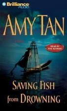 Saving Fish from Drowning by Amy Tan (2006, CD, Abridged)