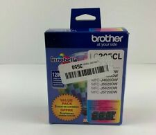 Genuine Brother LC205CL XXL Cyan,Magenta & Yellow Super High Yield Ink Cartridge