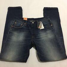 Levi's Women's 501 Jeans Premium Selvedge Denim Distressed 27 x 32 $168