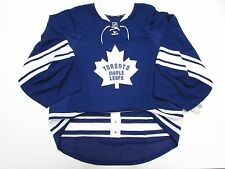 TORONTO MAPLE LEAFS AUTHENTIC THIRD REEBOK EDGE 2.0 7287 JERSEY GOALIE CUT 60
