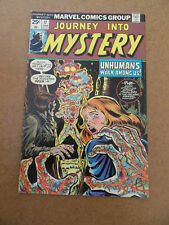 Journey Into Mystery (vol 2) 17 . Marvel 1976 . VG