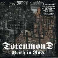 TOTENMOND - Reich In Rost - CD - 200240