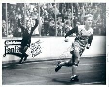 1984 Chicago Sting Indoor Soccer Player  Gerry Gray  Press Photo