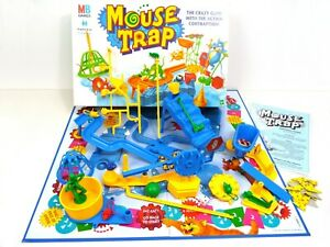 Spare Parts - Mouse Trap Game by MB Games 1999 (one with the diver)  Large Parts