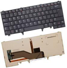 NEW Dell Latitude E6320/E6330 UK ENGLISH Backlit Laptop Keyboard - 052PX4