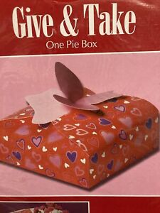 GIVE AND TAKE DECORATIVE One PIE BOX New