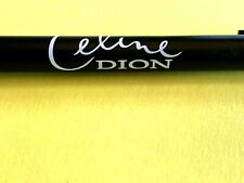 Celine Dion Ball Point Pen Touring Concert Merchandise